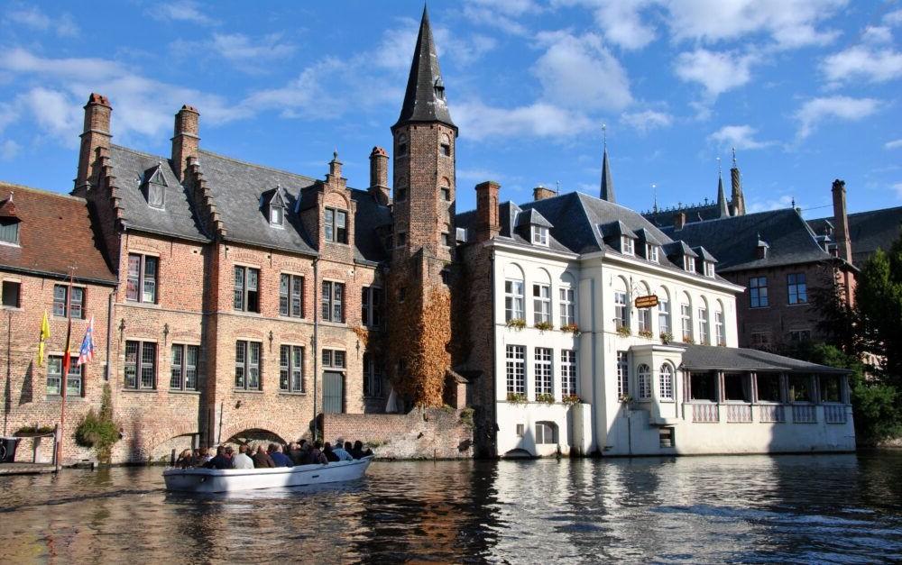 10 atracciones turísticas más importantes de Bélgica 2
