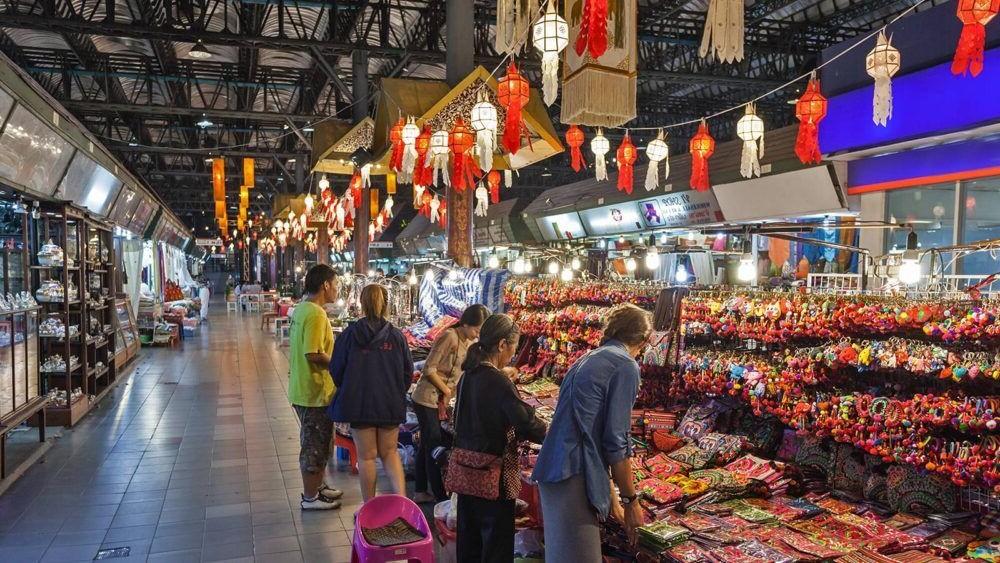 Destino Chiang Mai Night Bazaar