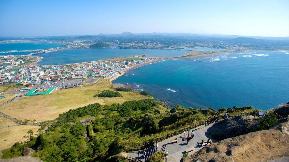 Destino Ciudad de Jeju South Korea