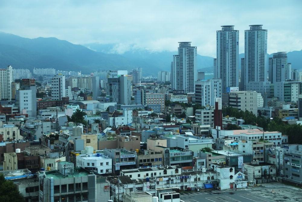 Destino Daegu South Korea