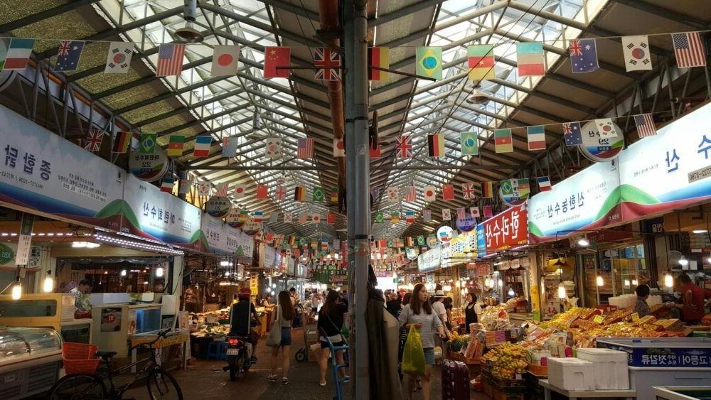 Destino Dongmun Market