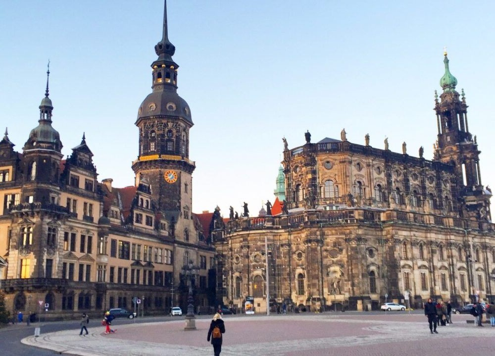 Destino Dresden