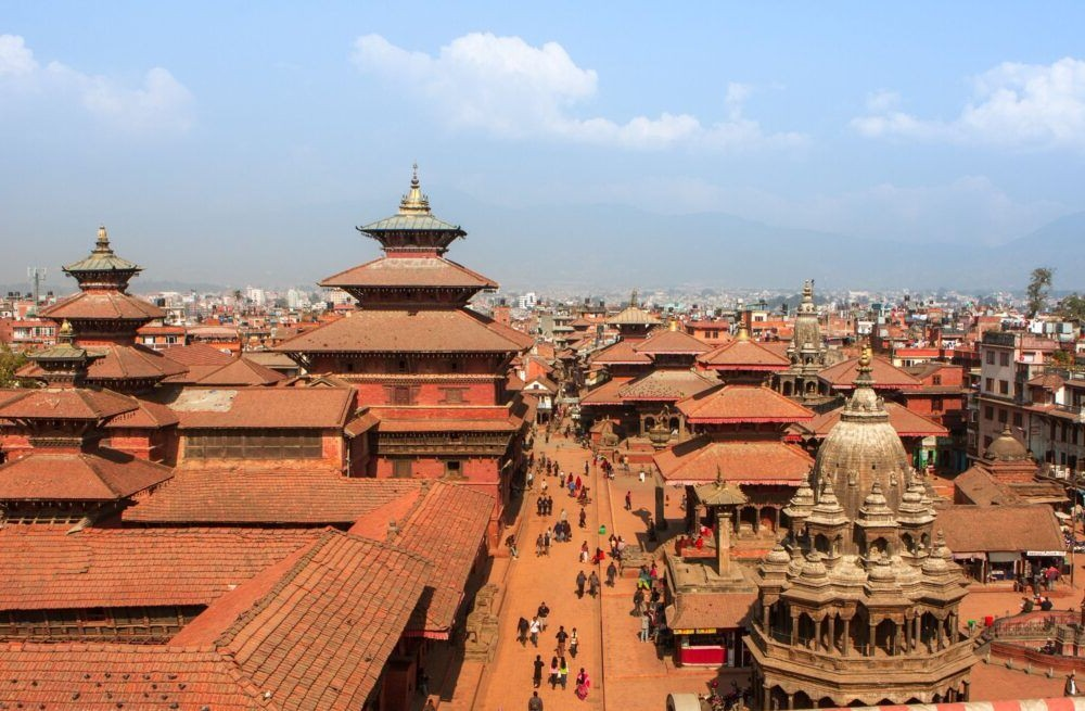Destino Durbar Square, Kathmandu