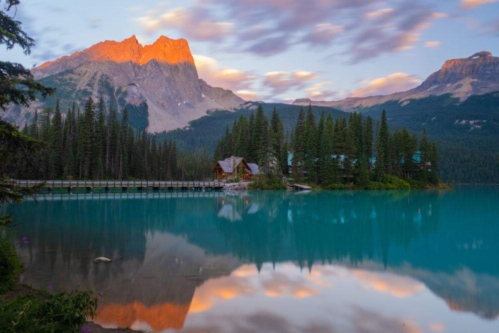 Destino Emerald Lake