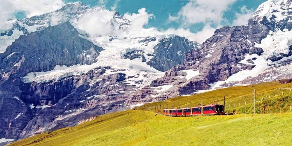 Destino Europa, . Región de Jungfrau
