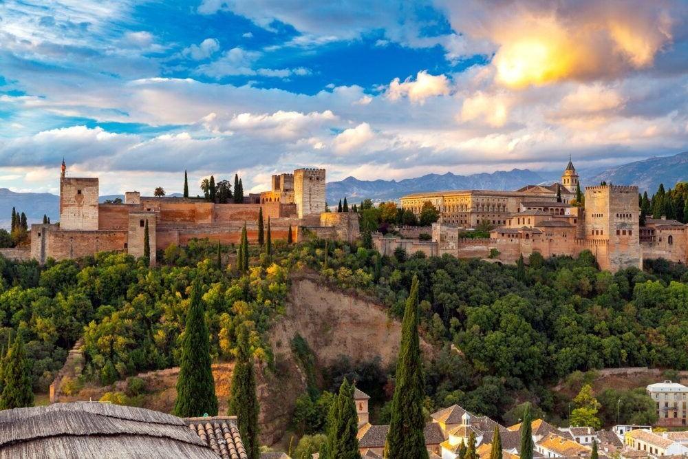 Destino Europa, Alhambra