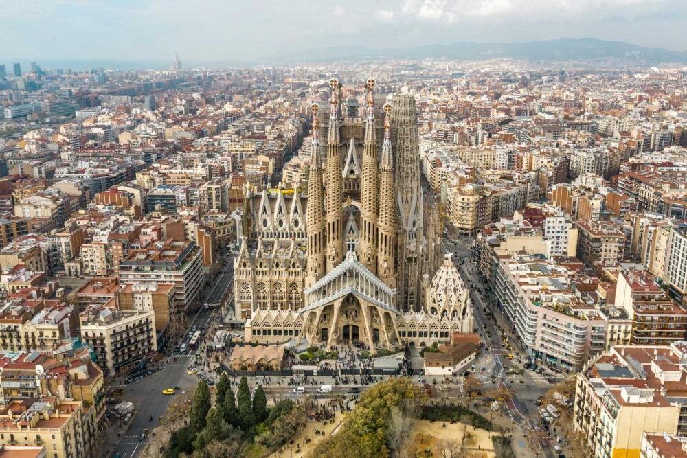 Destino Europa, Barcelona