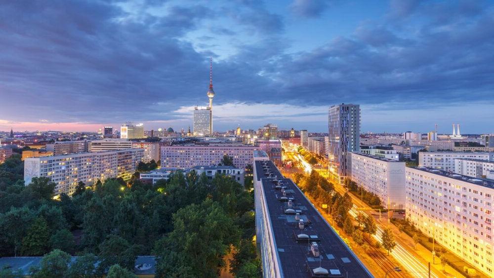Destino Europa, Berlín