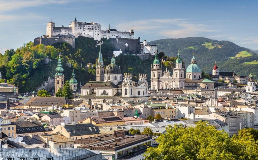 Destino Europa Central, Salzburgo