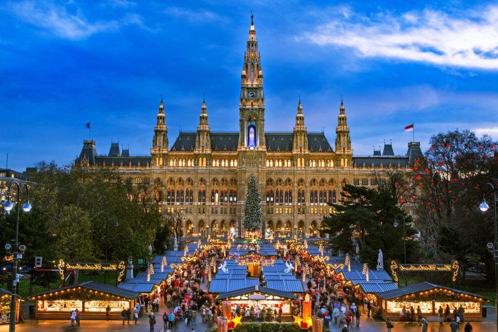 Destino Europa Central, Viena