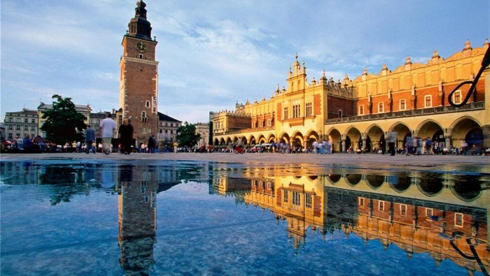 Destino Europa, Cracovia