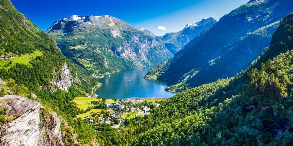 Destino Europa, Geirangerfjord