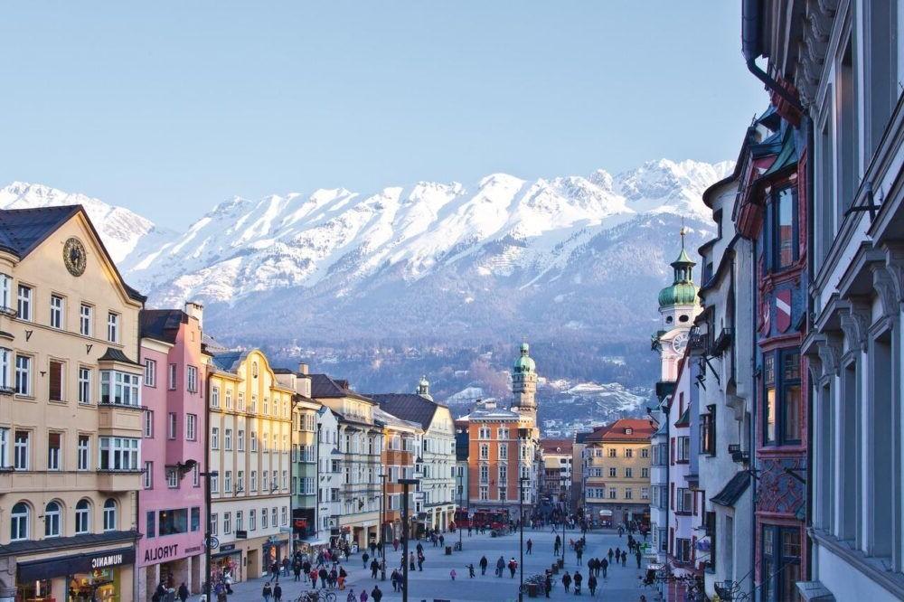 Destino Europa, Innsbruck