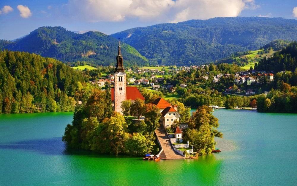 Destino Europa, Lake Bled