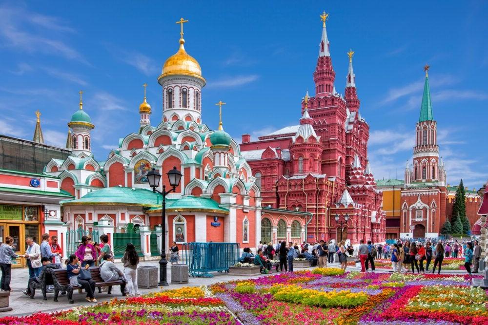 Destino Europa, Moscú