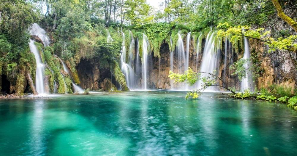 Destino Europa, Plitvice Lakes