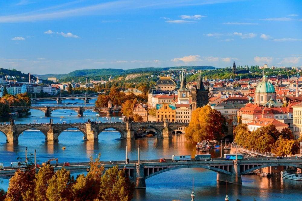 Destino Europa, Praga