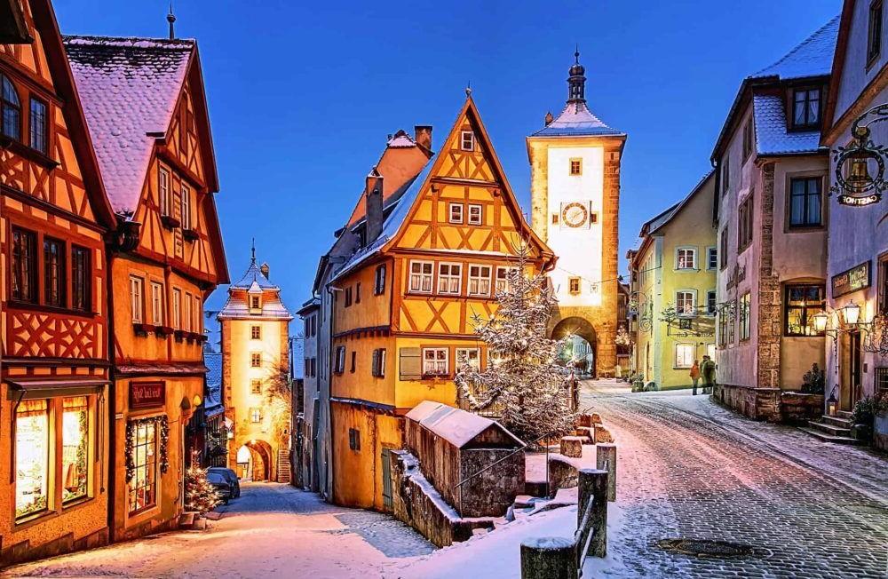 Destino Europa, Rothenburg ob der Tauber