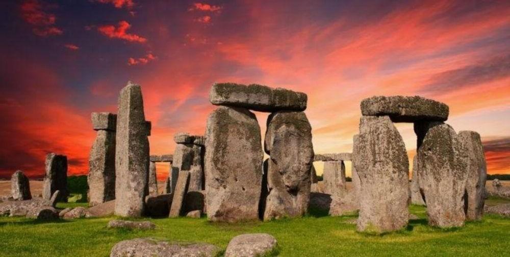 Destino Europa, Stonehenge