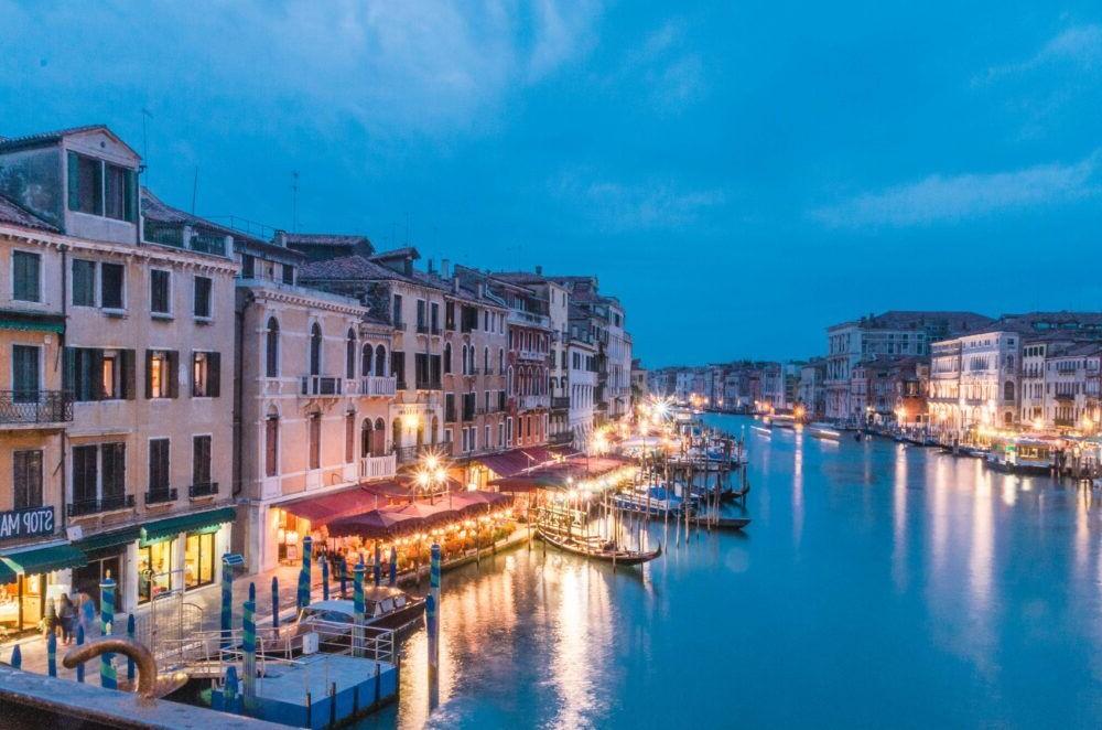 Destino Europa, Venecia
