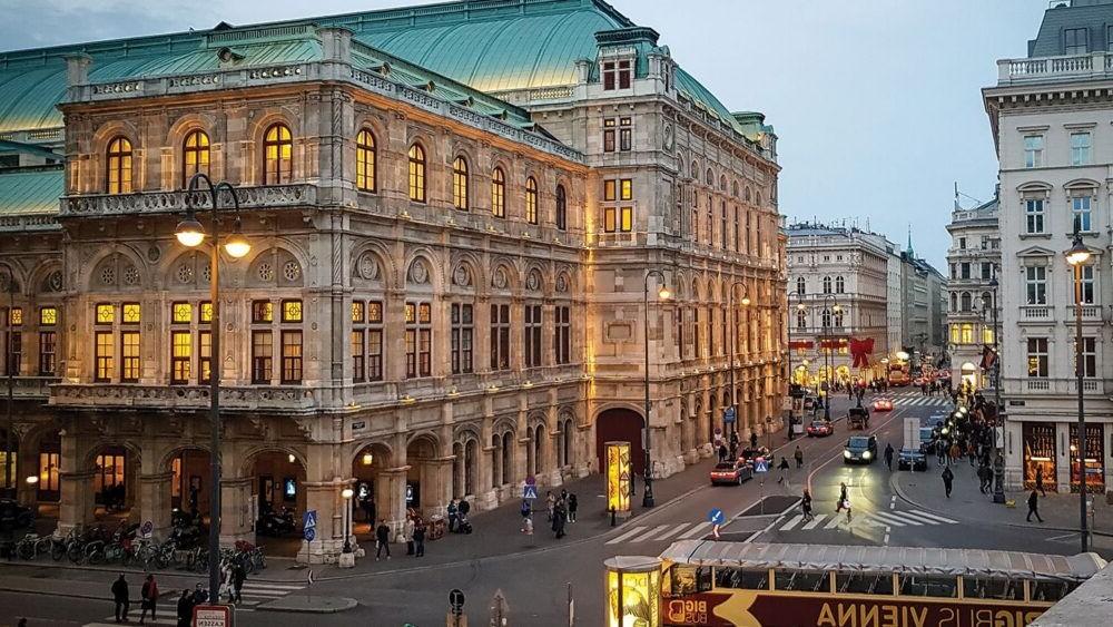 Destino Europa, Vienna