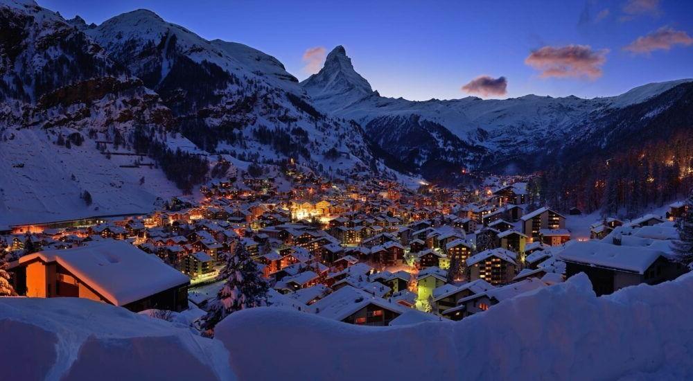 Destino Europa, Zermatt