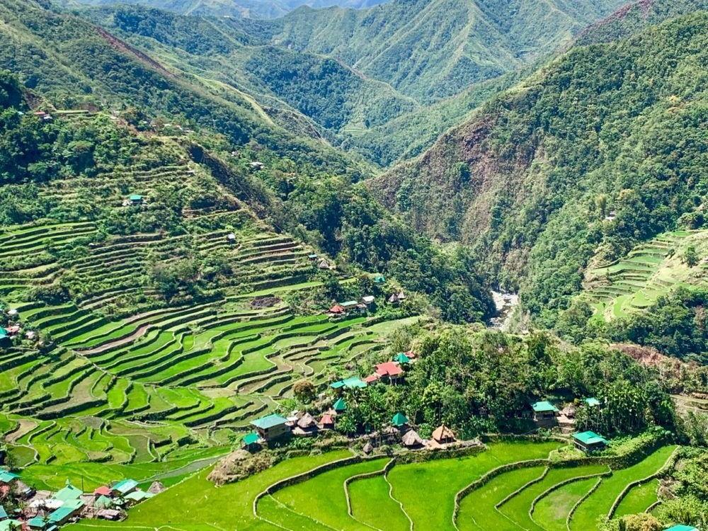 11 Destinos principales en el norte de Luzón, Filipinas