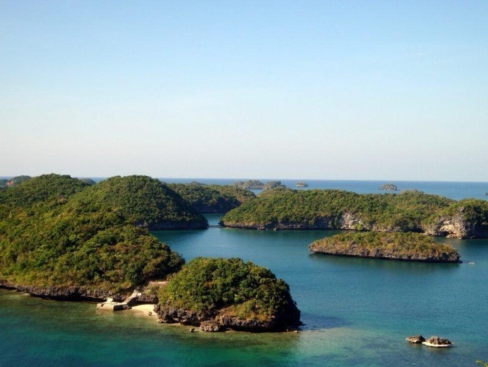 Destino Filipinas, Parque Nacional de las Cien Islas