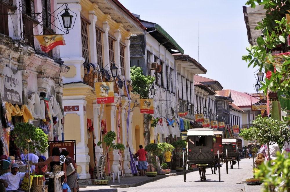 Destino Filipinas, Vigan