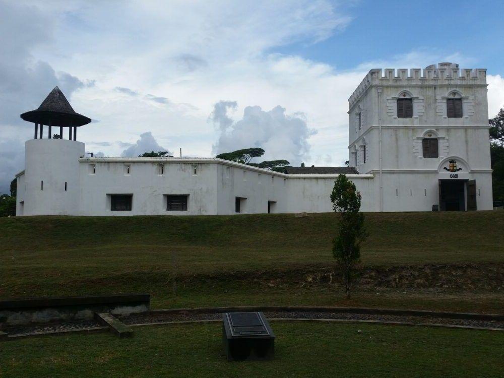 Destino Fort Margherita Malasia