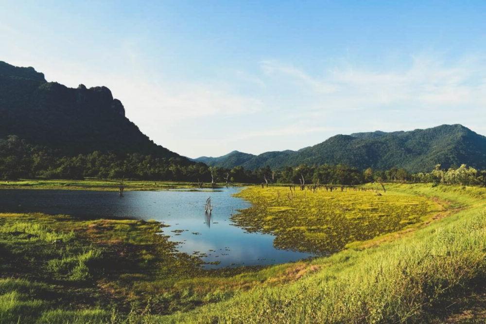 Destino Gal Oya National Park
