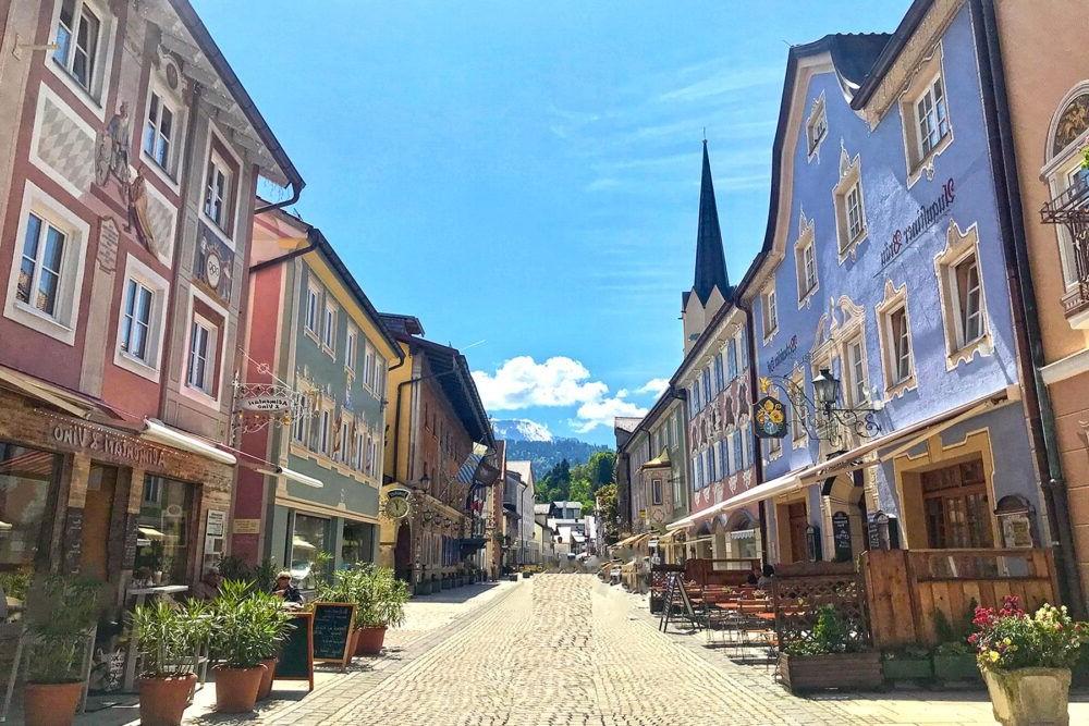 Destino Garmisch-Partenkirchen