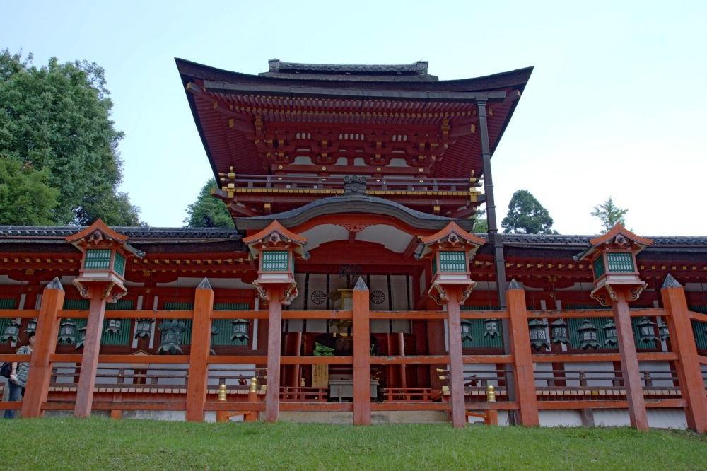 Destino Gran Santuario de Kasuga Japan