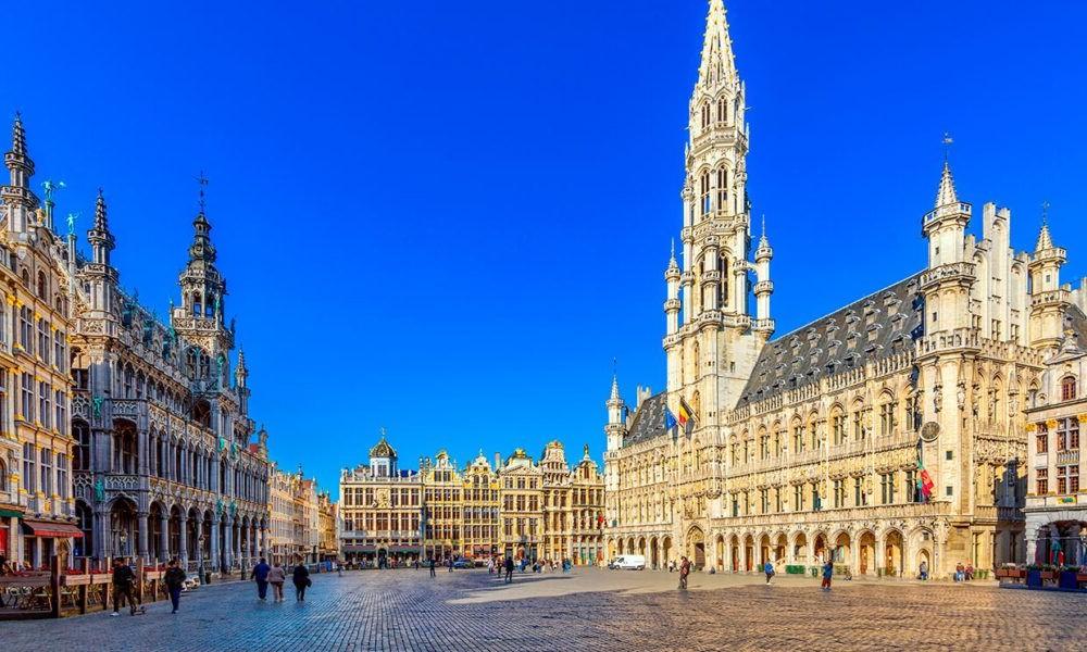 Destino Grand Place Belgica