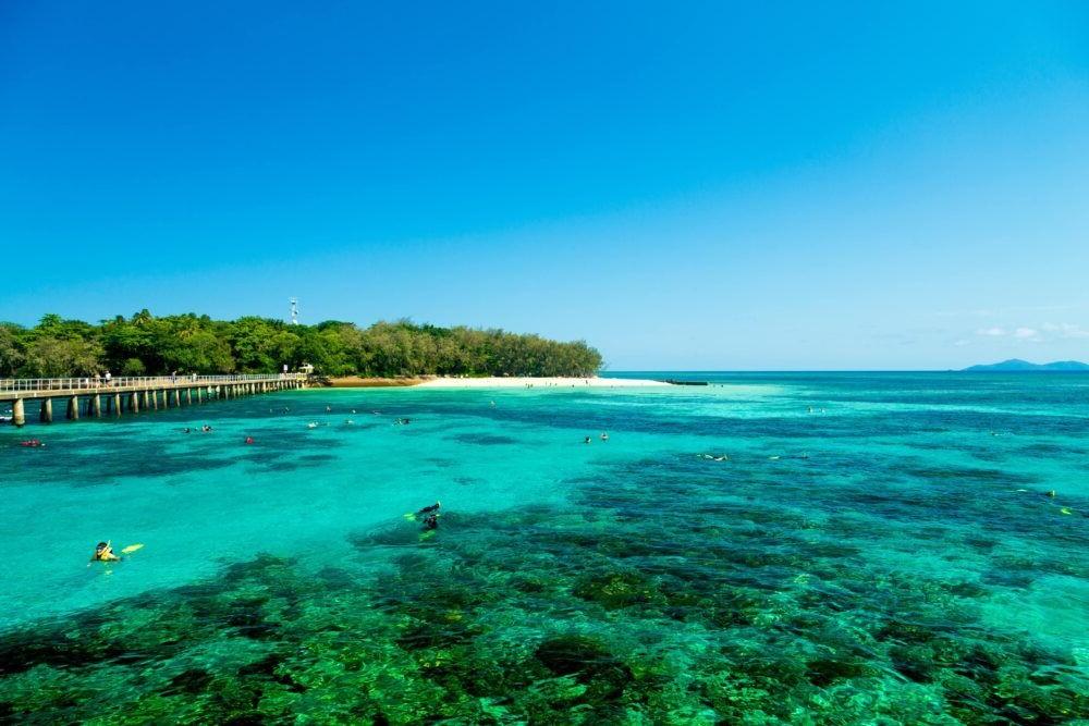 Destino Green Island Australia