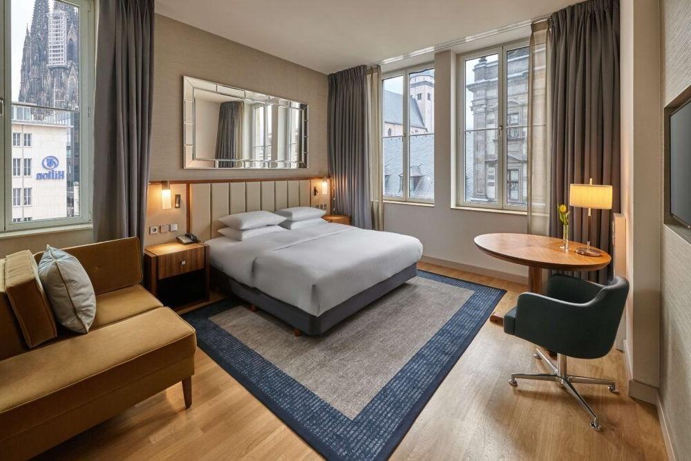 Destino Hilton Cologne