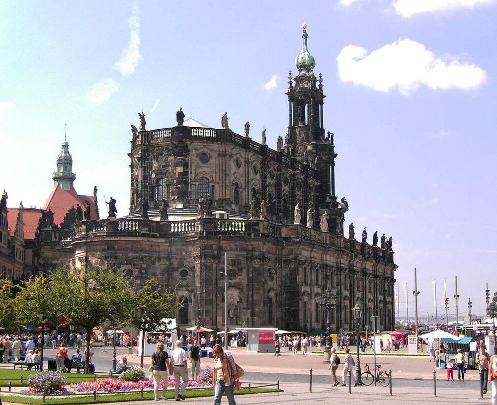 Destino Hofkirche