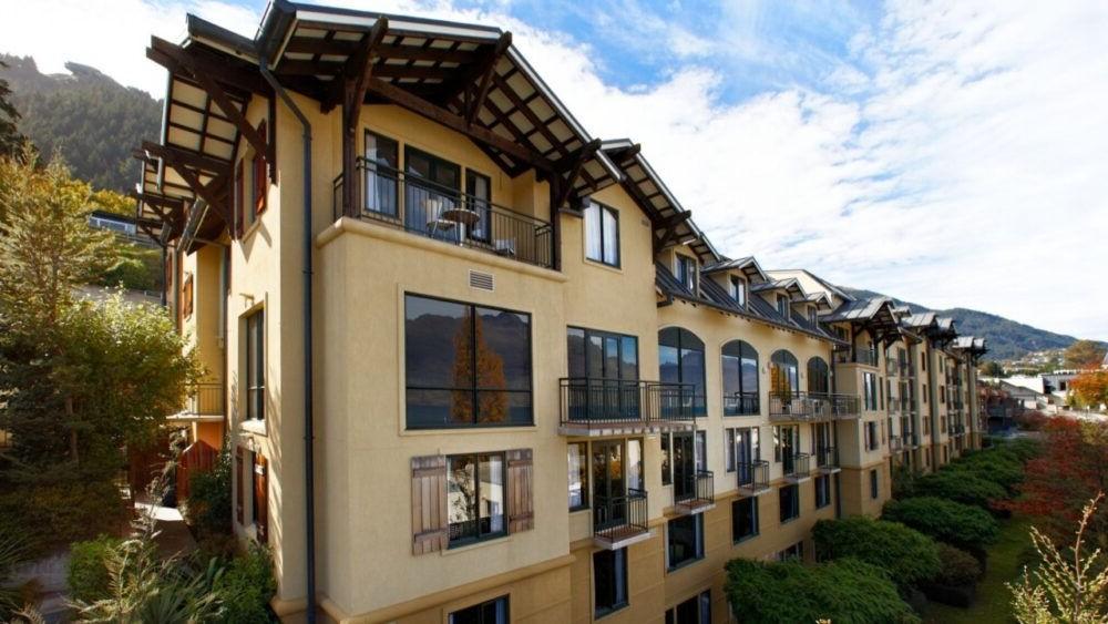 Destino Hotel St Moritz Queenstown