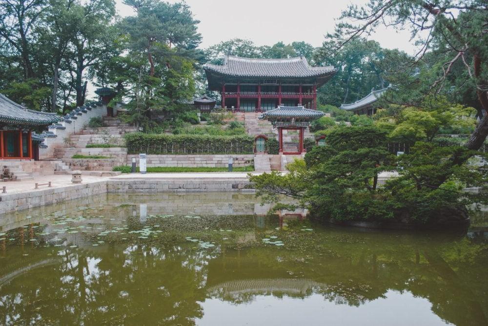 Destino Huwon Secret Garden