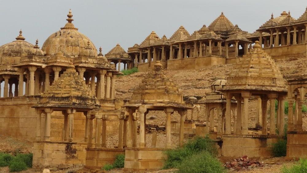 Destino India, Jaisalmer
