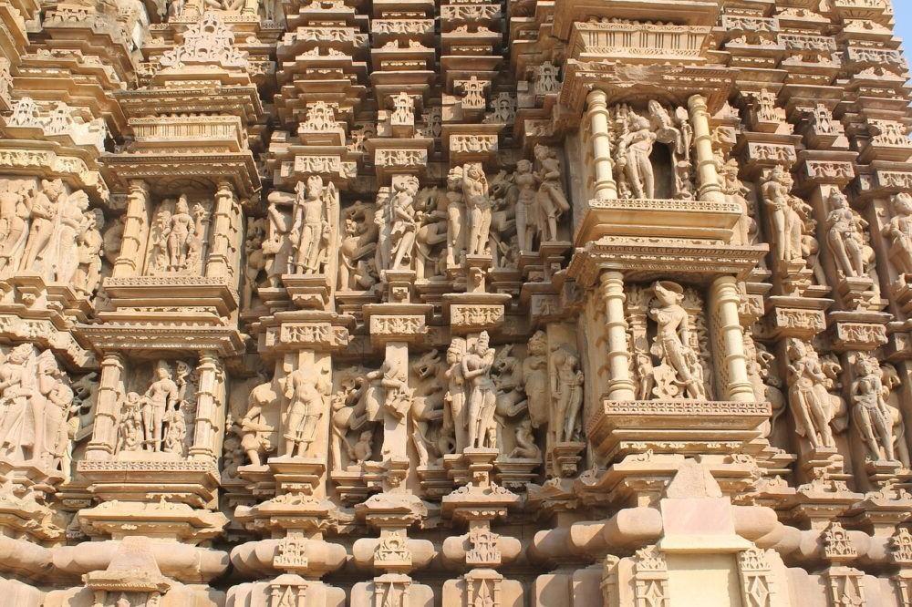 Destino India, Khajuraho