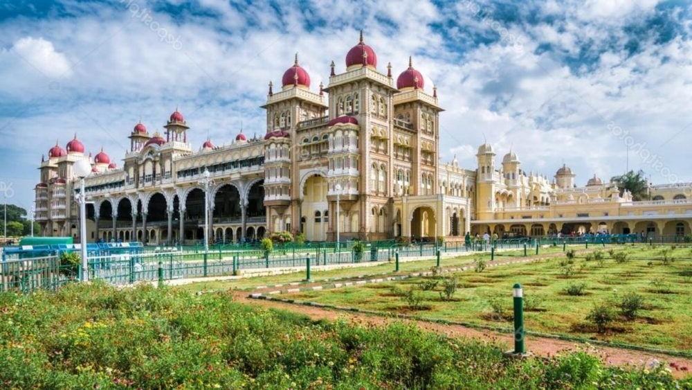 Destino India, Mysore Palace