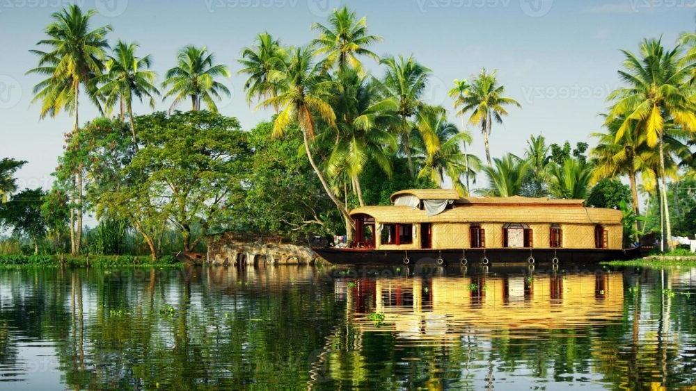 Destino India, Remansos de Kerala
