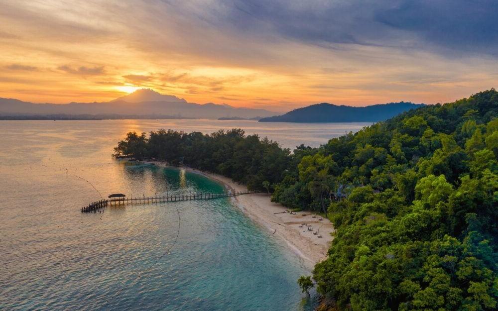 Destino Isla Manukan Malasia
