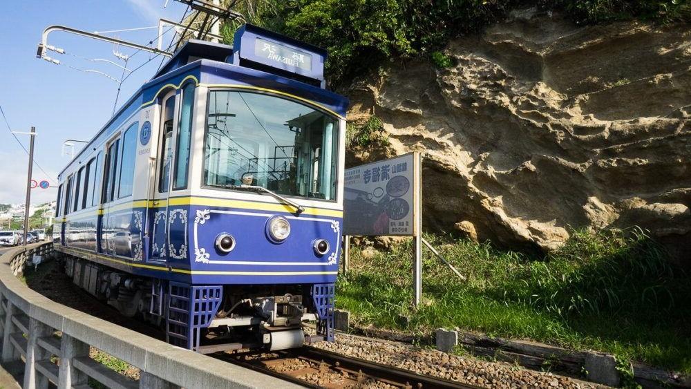 Destino Japón, Ferrocarril Eléctrico Enoshima
