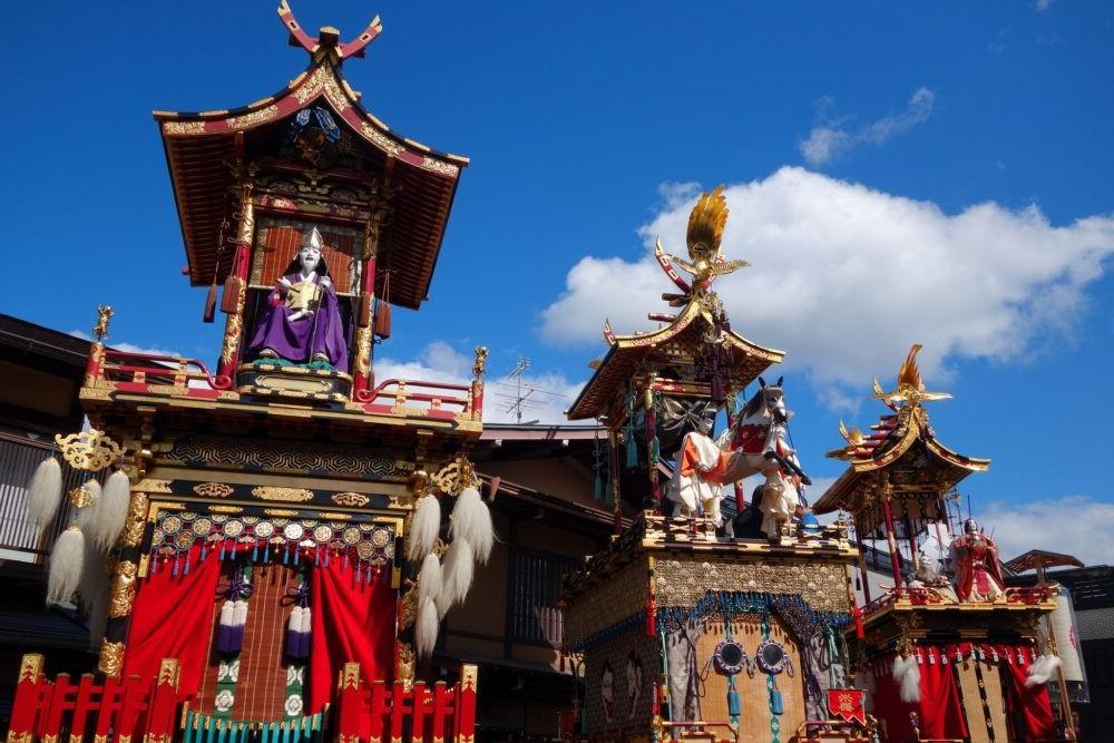 Destino Japón, Festival de Takayama