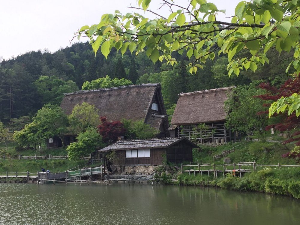 Destino Japón, Hida Folk Village