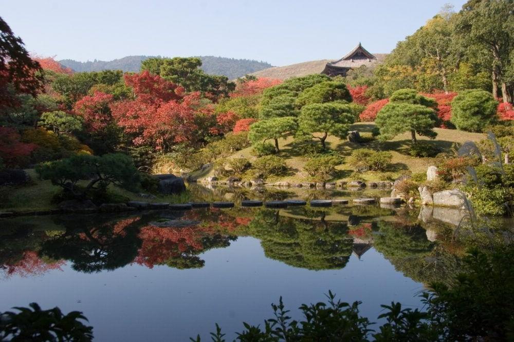 Destino Japón, Jardín Isuien