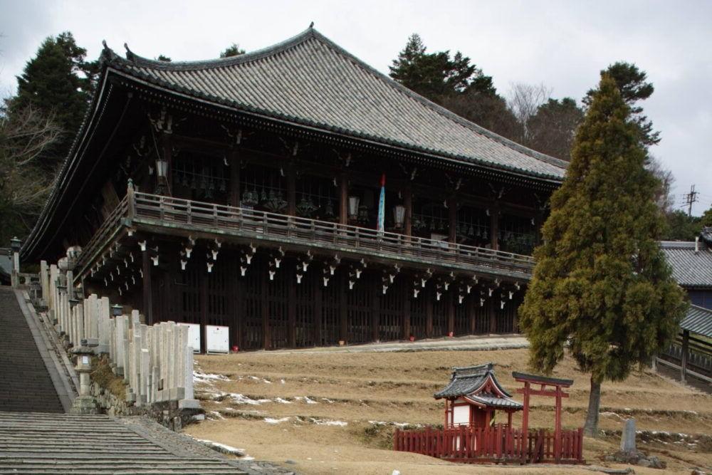 Destino Japón, Nigatsu-do Temple