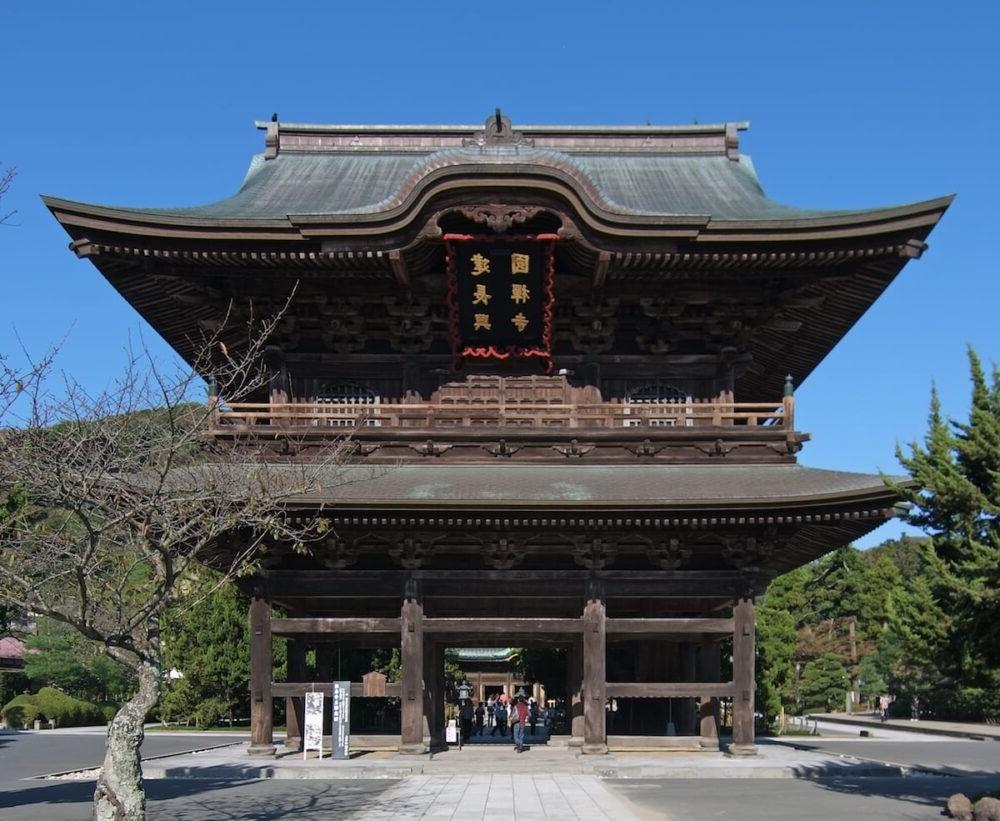 Destino Japón, Templo Kencho-ji